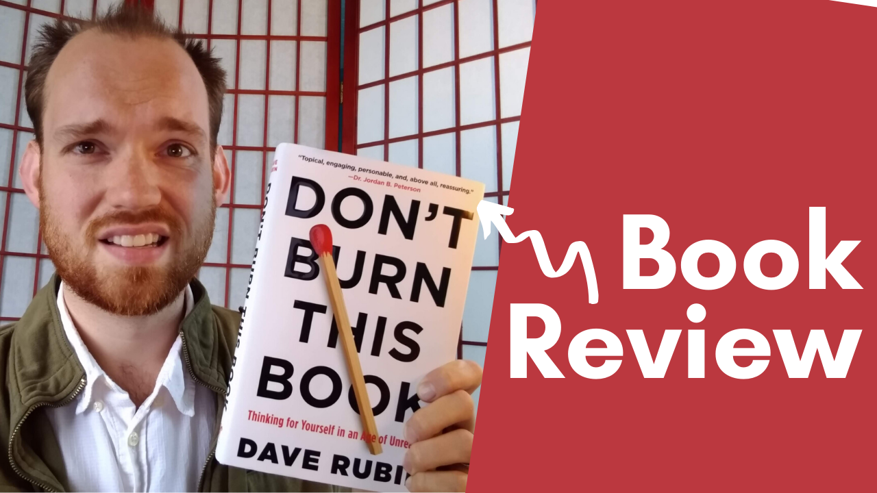 How Cheap Ghostwriters Burn Your Brand: Don't Burn This Book by Dave Rubin Book Review