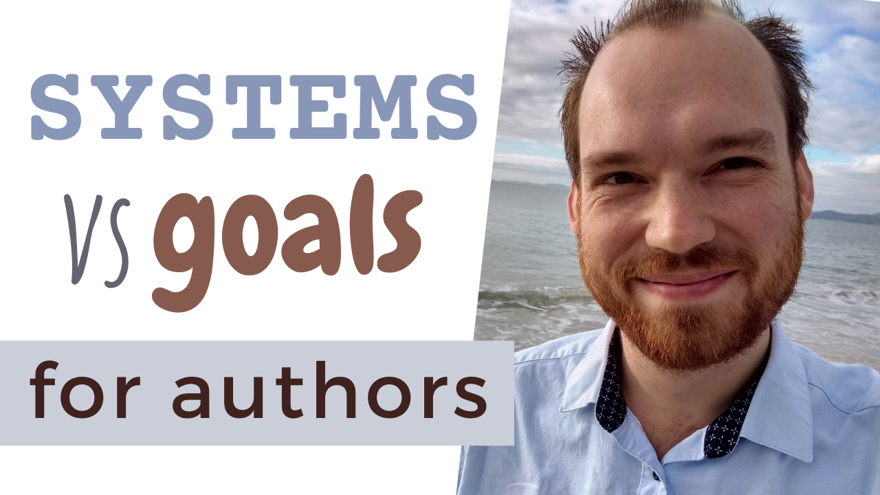 Why Success Story Examples Don't Scale (And What to Write a Book about Instead) | Systems Versus Goals for Authors