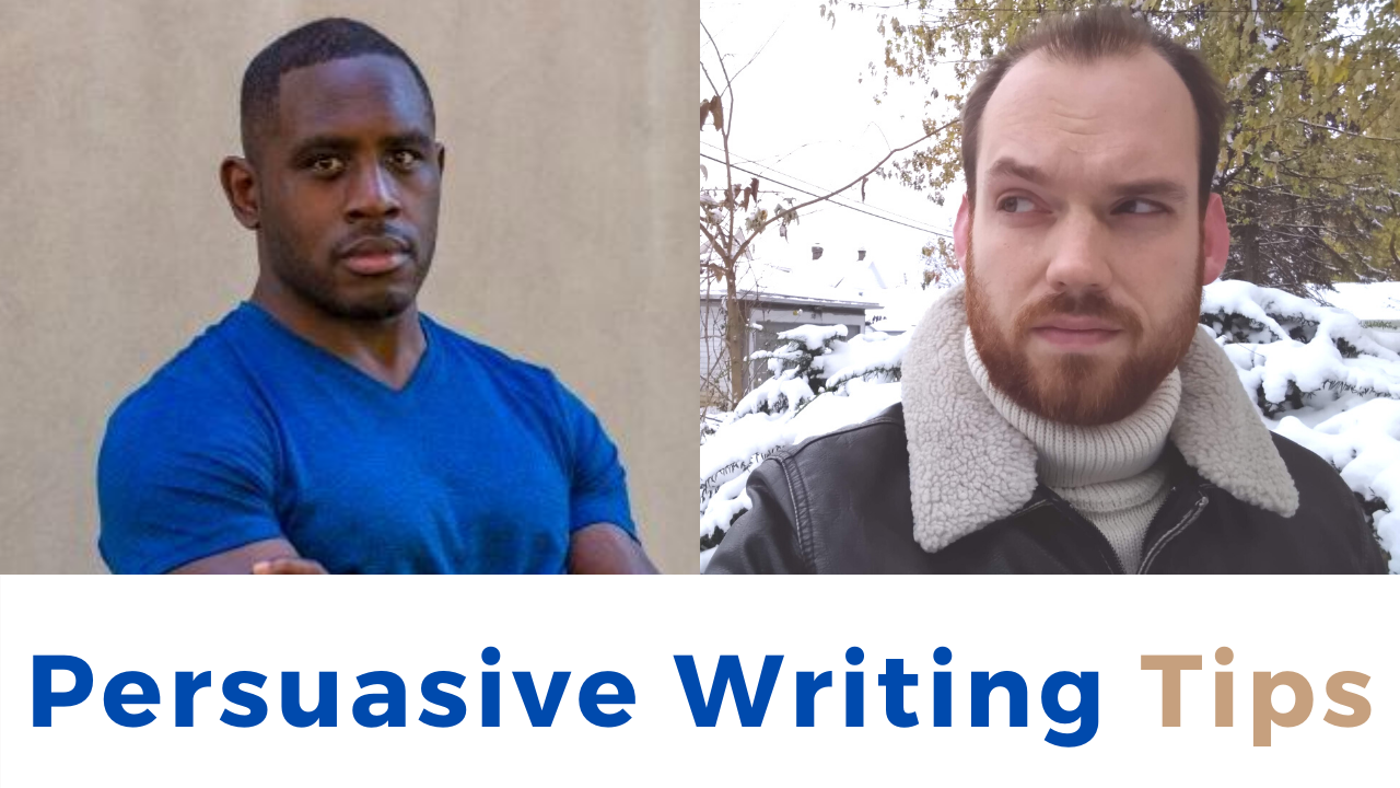 Persuasive Writing Tips ft. Ed Latimore | Replay | Epic Copywriting Tips to Learn Copywriting Today