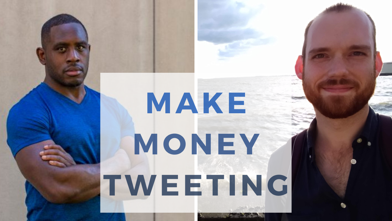 The Best Way to Make Money Tweeting | How to Monetize Twitter Tips from Ed Latimore Interview
